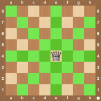 queen possible moves