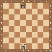 queen starting position